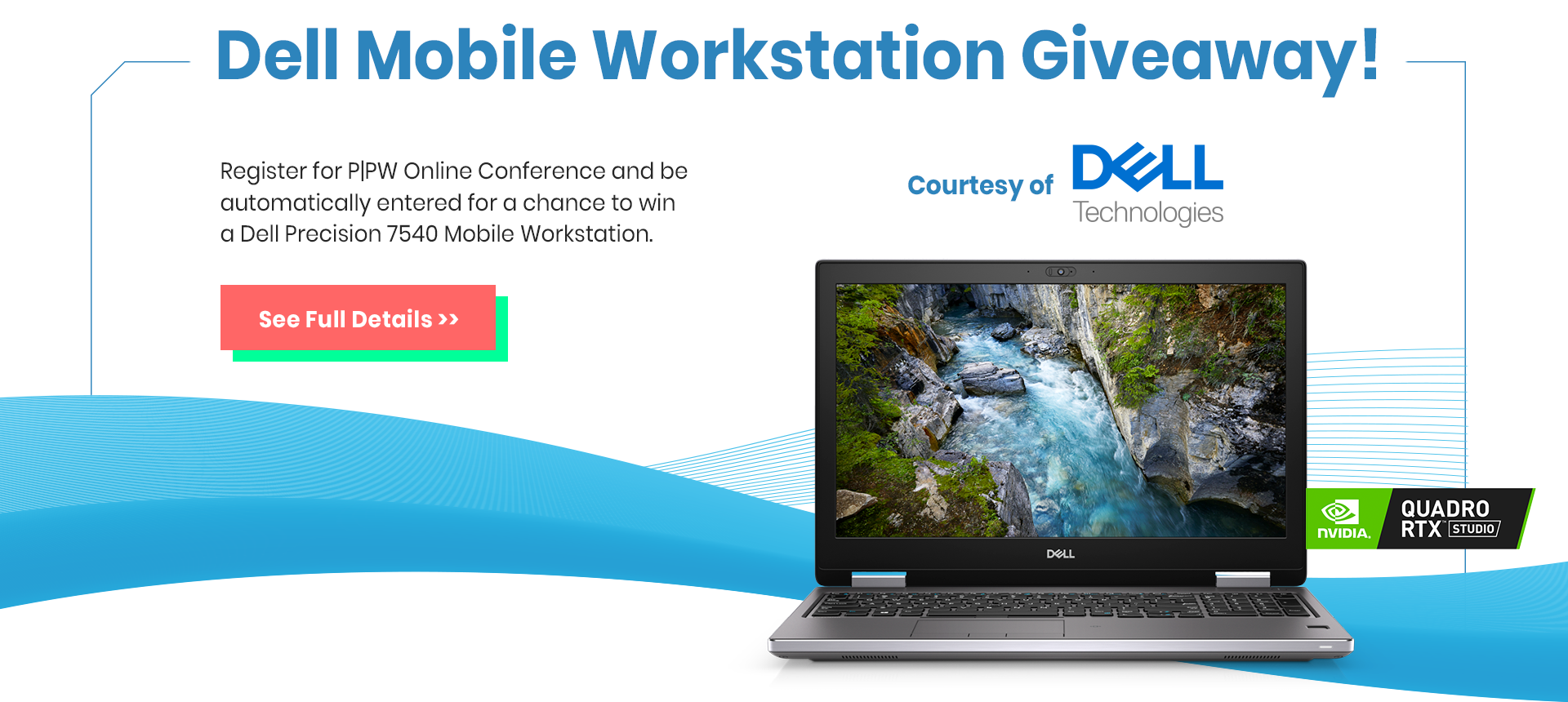 Image of Dell Mobile Workstation Giveaway