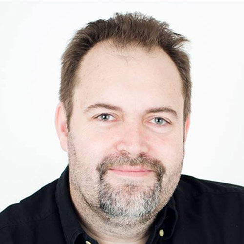 Speaker - Jason Hare