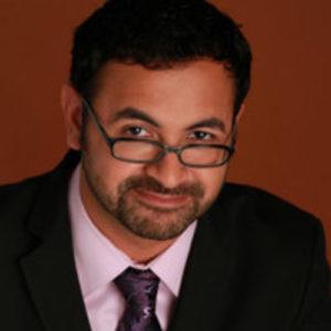 Speaker - Sharif Khan