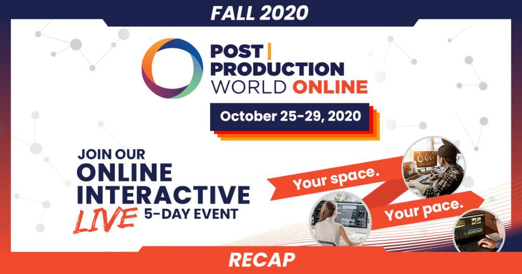 PPW Online 2020 Fall Recap
